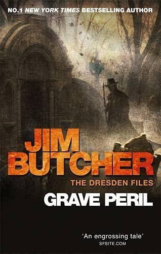 9780748116089: Grave Peril (Dresden Files)