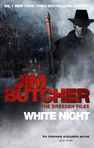 9780748116560: White Night