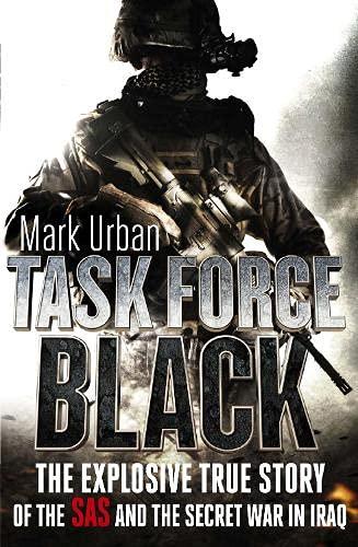 9780748120024: Task Force Black