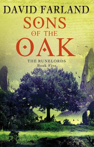 9780748120833: Sons of the Oak (Runelords)