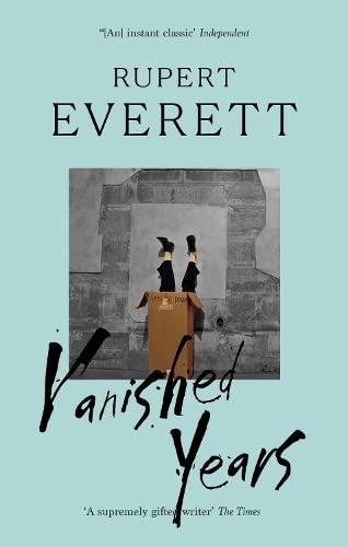 9780748133772: Vanished Years