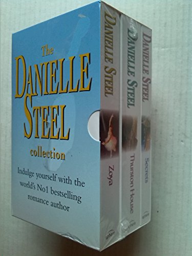 9780748134595: Danielle Steel The DANIELLE STEEL COLLECTION BOXED GIFT SET (World's No. 1 Bestselling Author) 3 Books Included: 1. Zoya 2. Thurston House 3. Secrets