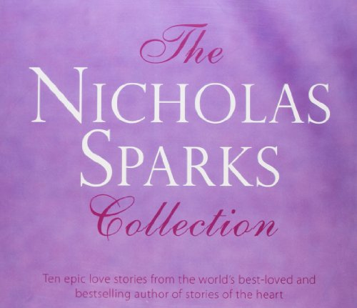 9780748136223: The Nicholas Sparks Collection (Set of 10 Volumes)