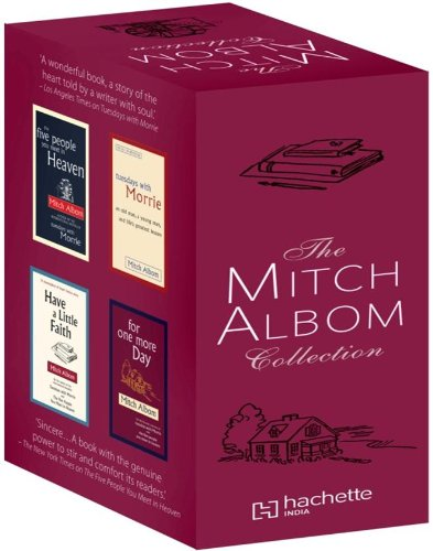 9780748136254: The Mitch Albom Collection (Four Volume Box set)