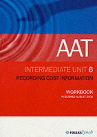 9780748351121: AAT NVQ: Unit 6