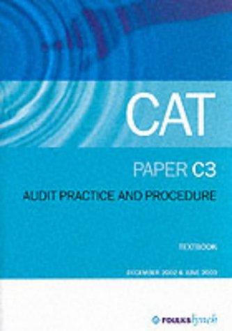 9780748355587: CAT Textbook: Paper C3