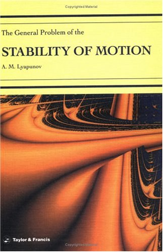 9780748400621: General Problem of the Stability Of Motion