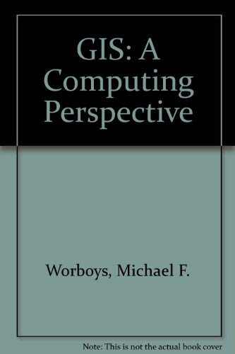 9780748400645: Gis A Computing Perspective Cl