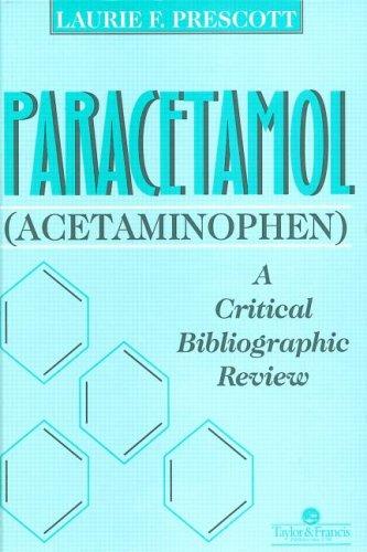 9780748401369: Paracetamol (Acetaminophen): A Critical Bibliographic Review