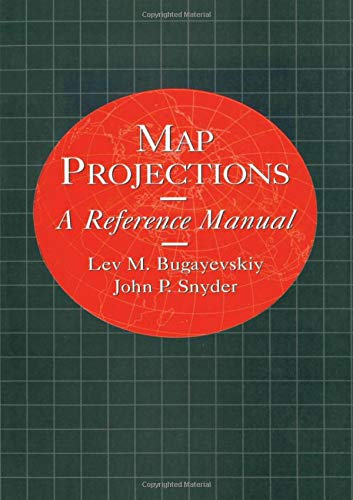 9780748403035: Map Projections: A Reference Manual