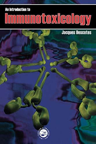 9780748403066: Introduction To Immunotoxicology