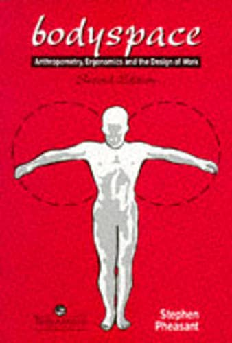 9780748403264: Bodyspace: Anthropometry, Ergonomics and the Design of the Work, Second Edition