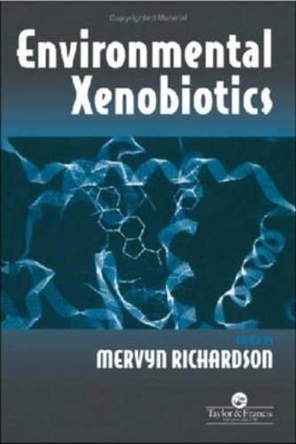 9780748403998: Environmental Xenobiotics
