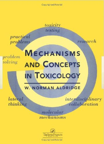 9780748404131: Mechanisms and Concepts in Toxicology