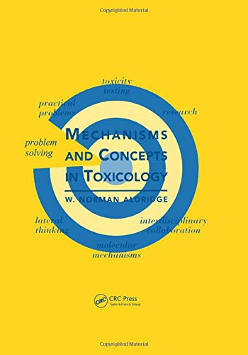 9780748404148: Mechanisms and Concepts in Toxicology