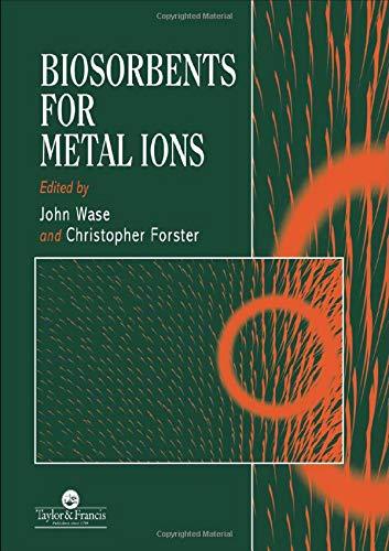 9780748404315: Biosorbents for Metal Ions