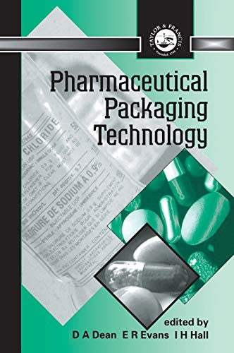 9780748404407: Pharmaceutical Packaging Technology