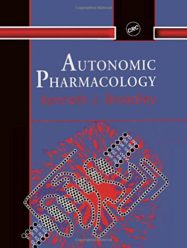 9780748405565: Autonomic Pharmacology (Taylor & Francis Series in Pharmaceutical Sciences)