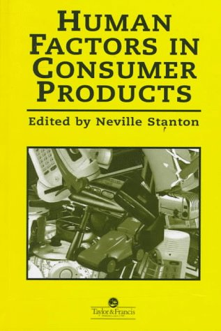 9780748406029: Human Factors In Consumer Products