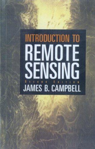 9780748406630: Intro Remote Sensing 2Nd/Ed Pb