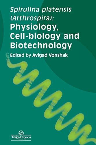 9780748406746: Spirulina Platensis Arthrospira: Physiology, Cell-Biology And Biotechnology