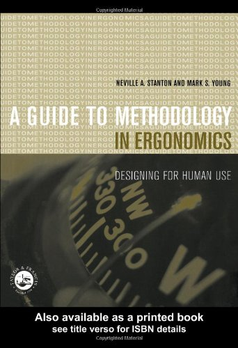 9780748407033: Guide to Methodology in Ergonomics: Designing for Human Use