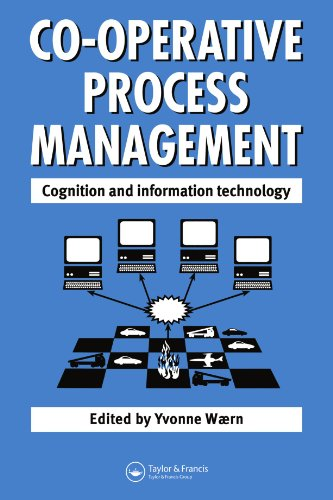 9780748407132: Cooperative Process Management: Cognition And Information Technology
