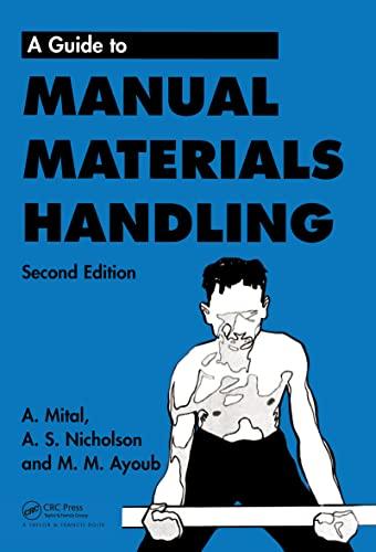 9780748407286: Guide to Manual Materials Handling (Guide Book Series)