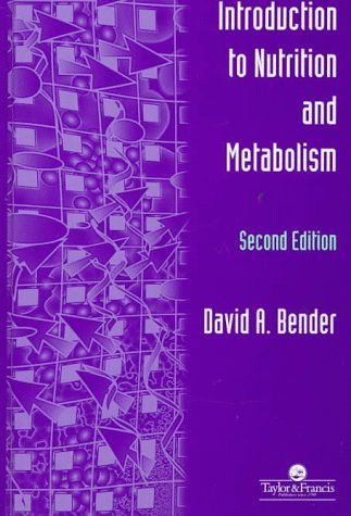 9780748407828: An Introduction To Nutrition And Metabolism