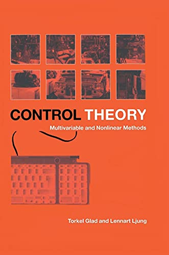 9780748408788: Control Theory: Multivariable and Nonlinear Methods