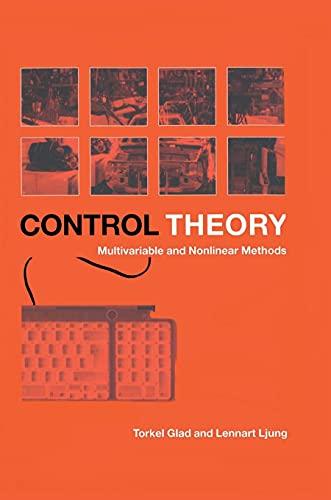 Control Theory: Torkel Glad; Lennart