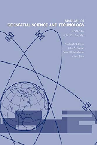 9780748409242: Manual of Geospatial Science and Technology