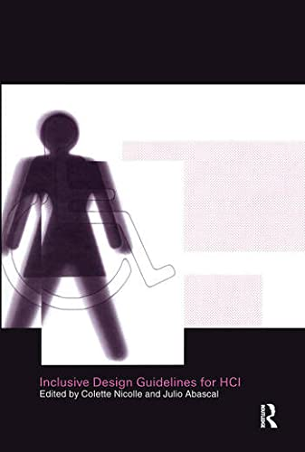 9780748409488: Inclusive Design Guidelines for HCI