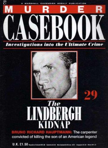 9780748514298: Murder Casebook No 29 - The Lindbergh Kidnap (Murder Casebook)