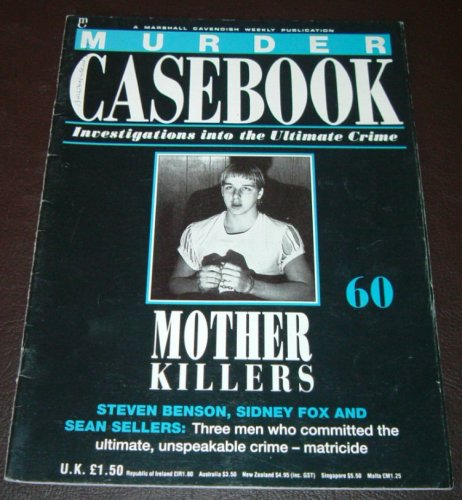 9780748514601: MURDER CASEBOOK 60 - Mother Killers
