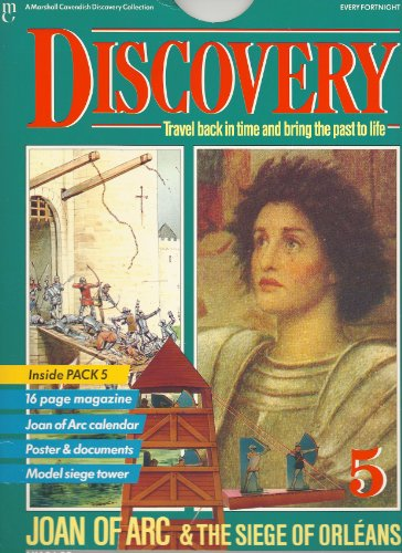9780748530533: Discovery Magazine: Joan Of Arc - Issue 5
