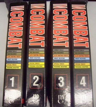 9780748532162: In Combat by Marshall Cavendish - Complete 4 Volume Set