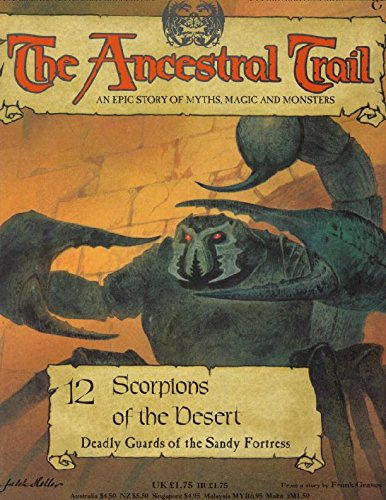 9780748541966: The Ancestral Trail - 12 Scorpions of the Desert (Deadly Guards of the Sandy Fortress)