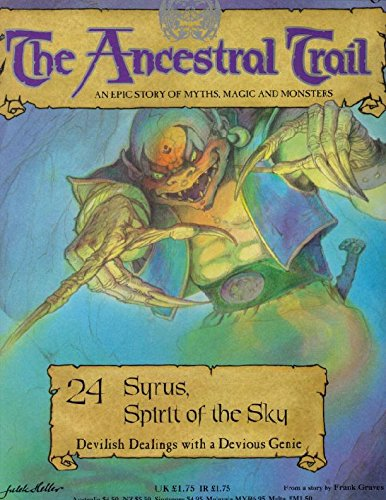 9780748542086: The Ancestral Trail - 24 Syrus, Spirit of the Sky (Devilish Dealings with a Devious Genie)