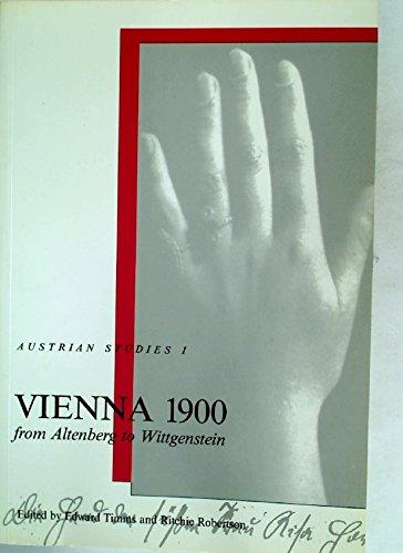 9780748601752: Vienna (Austrian Studies, 1)