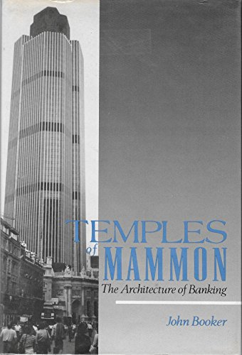 9780748601981: Temples of Mammon: The Architecture of Banking