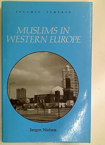 9780748603091: Muslims Western Eur (Islamic Surveys)