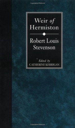 9780748604739: Weir of Hermiston (The Collected Works of Robert Louis Stevenson)