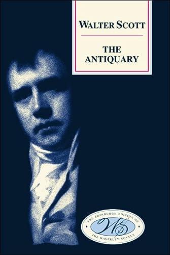 9780748605378: The Antiquary (Edinburgh Edition of the Waverley Novels)