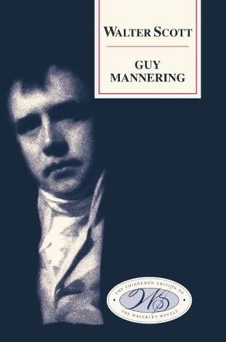 9780748605682: Guy Mannering (Edinburgh Edition of the Waverley Novels)