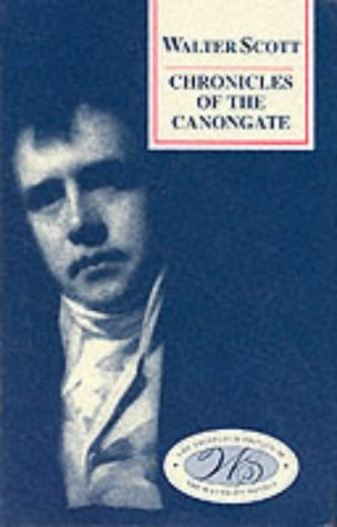 "9780748605842: ""Chronicles of the Canongate"" (Edinburgh Edition of the Waverley Novels)"
