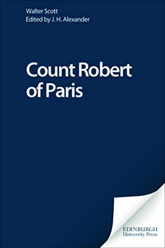 9780748605873: Count Robert of Paris (Edinburgh Edition of the Waverley Novels EUP)