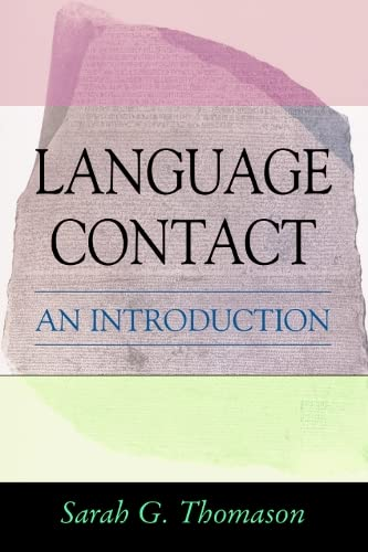 9780748607198: Language Contact: An Introduction