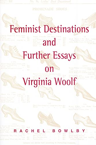 9780748608201: Feminist Destinations and Further Essays on Virginia Woolf