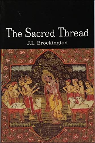 9780748608300: The Sacred Thread: Hinduism in Continuity & Diversity
